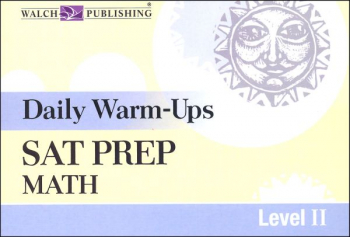 Daily Warm-Ups: SAT Prep-Math Level II