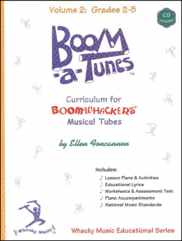 Boom-a-Tunes Curriculum, Vol.2 CD