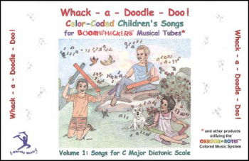 Whack-a-Doodle Doo! Songbook (Boomwhack)