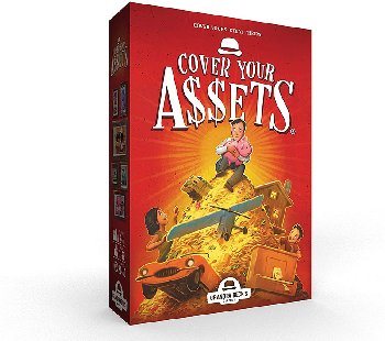 Cover Your Assets Card Game