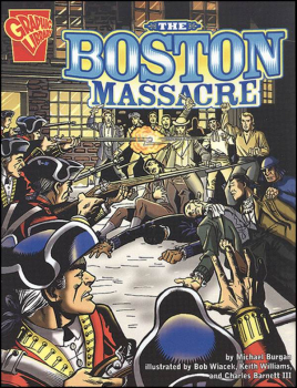 Boston Massacre (Graphic Library)