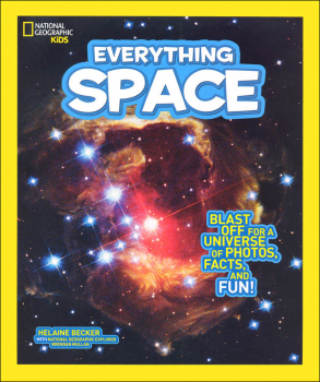 National Geographic Kids Everything Space