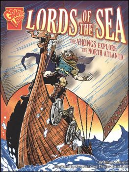 Lords of the Sea (Vikings) (Graphic Library)