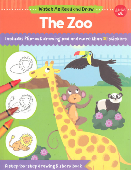 Zoo (Watch Me Read and Draw)