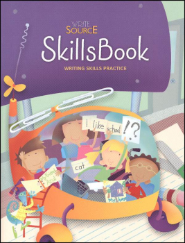 Write Source (2007 ed) SkillsBk Student Gr 1