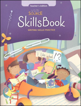 Write Source Skillsbook Teacher Edition (2007)