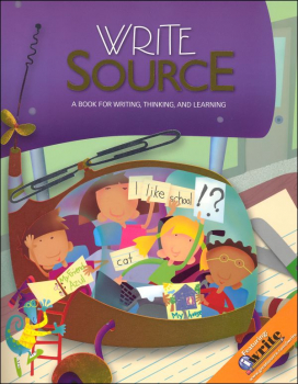 Write Source Student Book Grade 1 2009 ed
