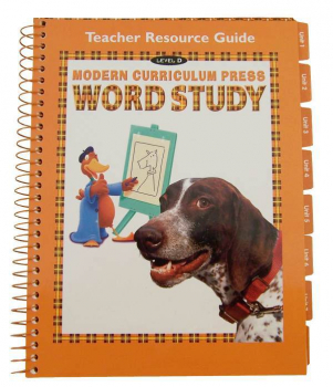 MCP Word Study D Teacher (1998/2003)