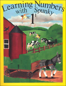 Conventional Arithmetic - Learning Numbers With Spunky the Donkey Grade 1 Book 1