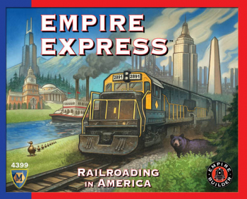 Empire Express: Railroading in America Game