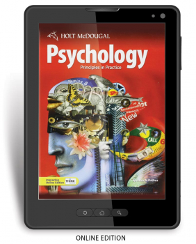 Psychology: Principles in Practice Online Student Edition (1 year)