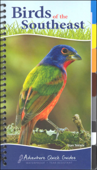 Birds of the Southeast (Adventure Quick Guides)