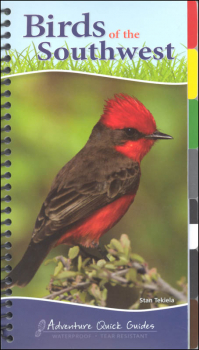 Birds of the Southwest (Adventure Quick Guides)