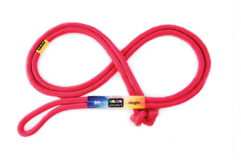 Jump Rope - Rainbow Red (8')