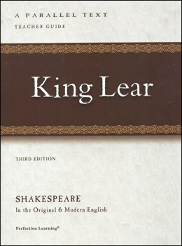 King Lear Teacher Guide
