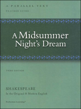 Midsummer Night's Dream Teacher Guide