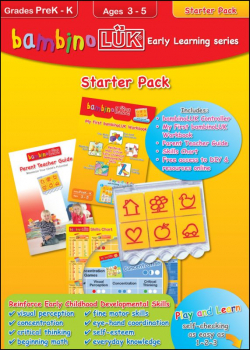 BambinoLUK Early Learning - Starter Set