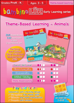 BambinoLUK Theme-Based Learning: Animals
