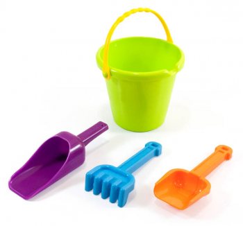 Junior Sand Set (4 Piece)