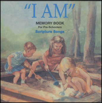 I AM Memory Book CD (NKJV)