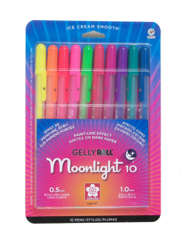 Gelly Roll Pen Moonlight Set (10 pack)