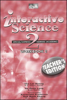 Interactive Science Workbook 2 Teacher Ed