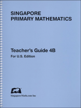 Primary Math US 4B Teacher Guide revised