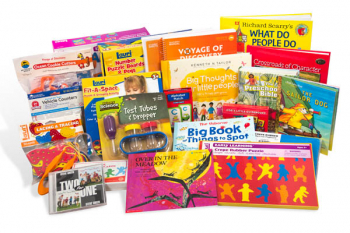 Voyage of Discovery Pre-K Limited Edition Package