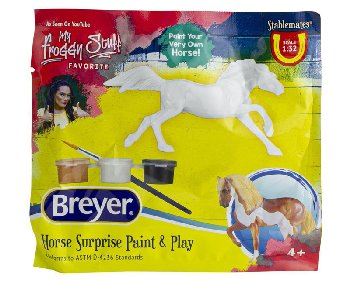 Breyer Horse Crazy Surprise Painting Kit