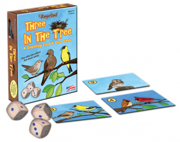 Three in the Tree Card Game
