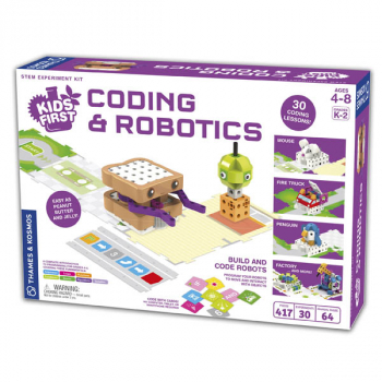 Coding & Robotics (Kids First Level 1)