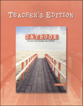Daybook Critical Reading and Writing Grade 8 Teacher (2007)
