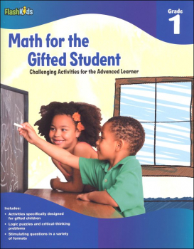 Math for the Gifted Student: Challenging Activities for the Advanced Learner Grade 1