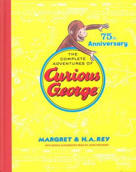 Complete Adventures of Curious George 75th Anniversary Edition