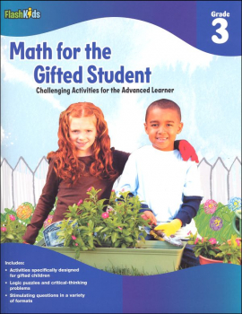 Math for the Gifted Student: Challenging Activities for the Advanced Learner Grade 3