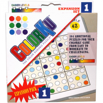 Colorku Expansion Pack - Beginner Puzzles