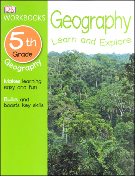 DK Workbook: Geography - Fifth Grade