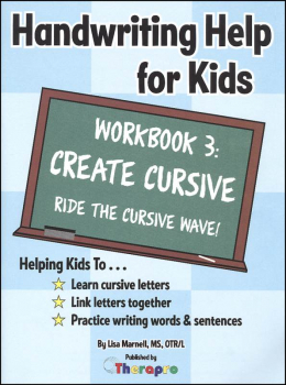 Create Cursive - Workbook 3 (HHK)