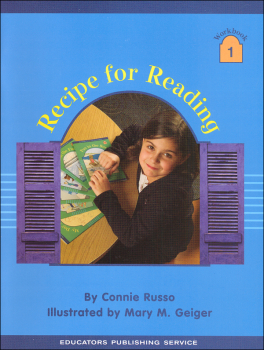 Recipe for Reading Workbook 1