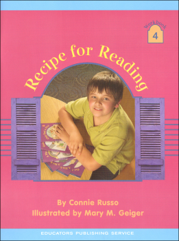 Recipe for Reading Workbook 4