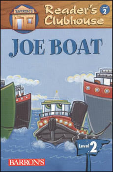 Joe Boat (Reader's Clubhouse) Level 2