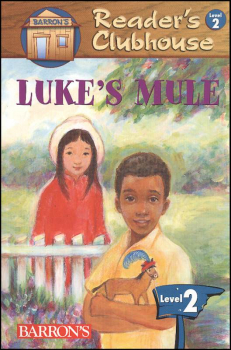 Luke's Mule (Reader's Clubhouse) Level 2