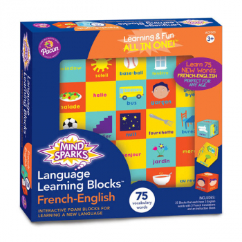 French Language Learning Blocks