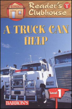 Truck Can Help (Reader's Clubhouse) Level 1