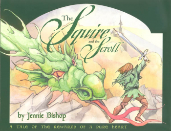 Squire and the Scroll (paperback)