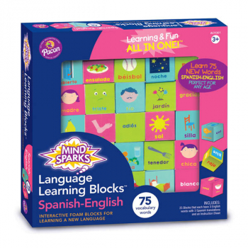 Spanish Language Learning Blocks