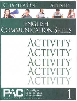 English Communication Skills: Chapter 1 Activities