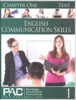 English Communication Skills: Chapter 1 Text