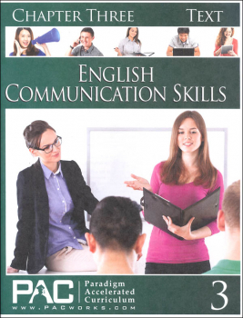 English Communication Skills: Chapter 3 Text