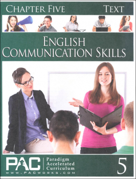 English Communication Skills: Chapter 5 Text